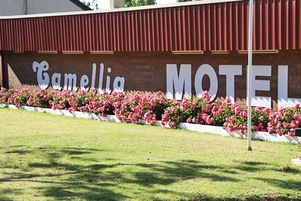 Narrandera Accommodation - Camellia Motel